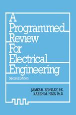 A Programmed Review for Electrical Engineering