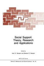 Social Support: Theory, Research and Applications