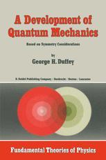 A Development of Quantum Mechanics
