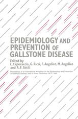 Epidemiology and Prevention of Gallstone Disease