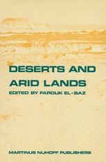 Deserts and arid lands