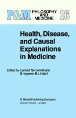 Health, Disease, and Causal Explanations in Medicine