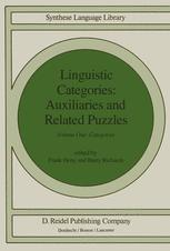 Linguistic Categories: Auxiliaries and Related Puzzles