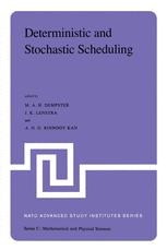 Deterministic and Stochastic Scheduling