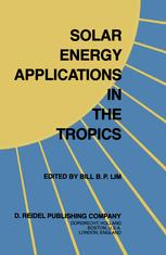 Solar Energy Applications in the Tropics