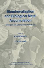 Biomineralization and Biological Metal Accumulation