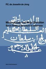 Minangkabau and Negri Sembilan