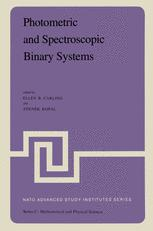 Photometric and Spectroscopic Binary Systems