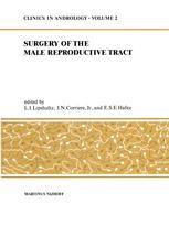 Surgery of the Male Reproductive Tract