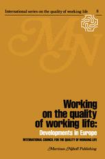 Working on the quality of working life