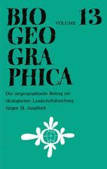 Der Tiergeographische Beitrag Zur Ökologischen Landschaftsforschung