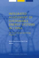 Integrated Assessment of Sustainable Energy Systems in China The China Energy Technology Program
