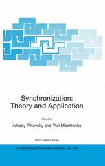 Synchronization: Theory and Application