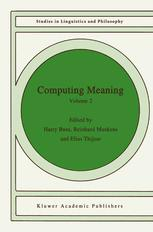 Computing Meaning
