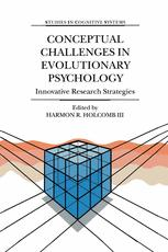Conceptual Challenges in Evolutionary Psychology