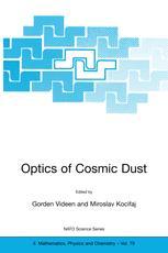 Optics of Cosmic Dust