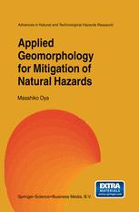 Applied Geomorphology for Mitigation of Natural Hazards