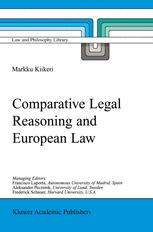 Comparative Legal Reasoning and European Law