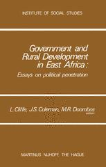 Government and Rural Development in East Africa