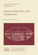 Radio Astronomy and Cosmology