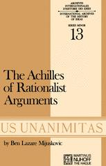 The Achilles of Rationalist Arguments