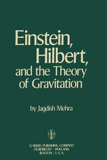Einstein, Hilbert, and The Theory of Gravitation