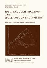 Spectral Classification and Multicolour Photometry