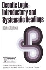 Deontic Logic: Introductory and Systematic Readings