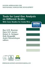 Tools for Land Use Analysis on Different Scales