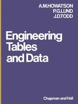 Engineering Tables and Data