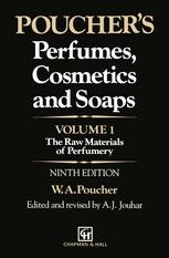 Poucher's Perfumes, Cosmetics and Soaps — Volume 1
