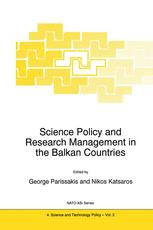 Science Policy and Research Management in the Balkan Countries
