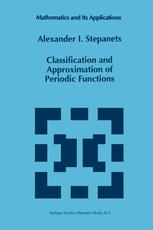 Classification and Approximation of Periodic Functions