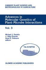 Advances in Molecular Genetics of Plant-Microbe Interactions