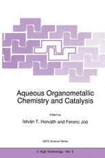 Aqueous Organometallic Chemistry and Catalysis