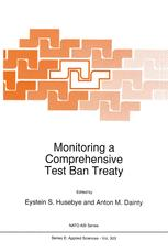 Monitoring a Comprehensive Test Ban Treaty