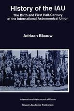 History of the IAU