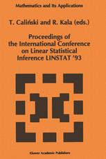 Proceedings of the International Conference on Linear Statistical Inference LINSTAT '93