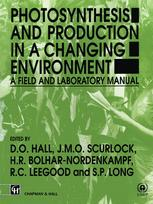 Photosynthesis and Production in a Changing Environment