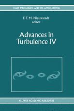 Advances in Turbulence IV