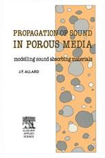 Propagation of Sound in Porous Media