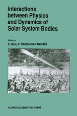 Interactions Between Physics and Dynamics of Solar System Bodies