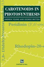 Carotenoids in Photosynthesis