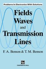 Fields, Waves and Transmission Lines