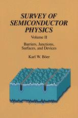 Survey of Semiconductor Physics