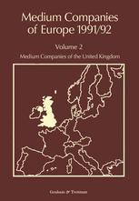 Medium Companies of Europe 1991/92