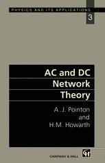 AC and DC Network Theory