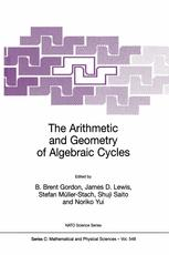The Arithmetic and Geometry of Algebraic Cycles