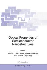 Optical Properties of Semiconductor Nanostructures