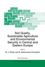 Soil Quality, Sustainable Agriculture and Environmental Security in Central and Eastern Europe